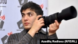 Jurnalist Mehman Hüseynov