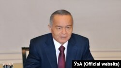 ЎзА хабарида Ўзбекистон Президенти Ислом Каримов фотосурати илова қилинган.