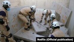 «Белые каски» в Сирии.