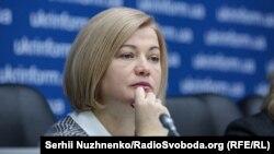 Спеціальна моніторингова місія ОБСЄ має право працювати на всій території України, наголошує Ірина Геращенко