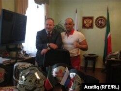 Муса Мусалаев һәм Равил Әхмәтшин