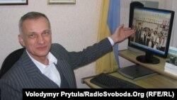 Головний редактор «Кримської світлиці» Віктор Качула