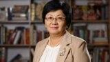 Kyrgyzstan - Roza Otunbaeva. Roza Otunbayeva, the former president of Kyrgyzstan.