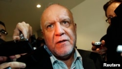 بيژن زنگنه،وزیر نفت ایران