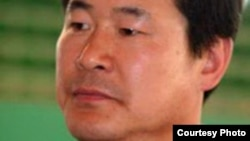 Кореялық бапкер Юн Тэ Ил. (Жеке мұрағаттағы сурет).