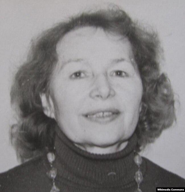 Профессор Нина Степановна Киняпина (1920––2003).