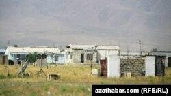 Gaty oba. Türkmenistan. 2012 ý.