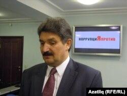 Татарстан прокуроры урынбасары Газинур Галимов