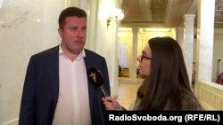 Антон Яценко, народний депутат України, група «За майбутнє»