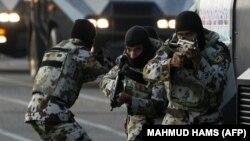 Səudiyyə Ərəbistanının xüsusi qüvvələri (Foto arxivdəndir)