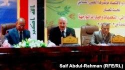 جانب من جلسات المؤتمر الإقتصادي في واسد