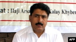 Dr. Shakil Afridi in a 2010 photo