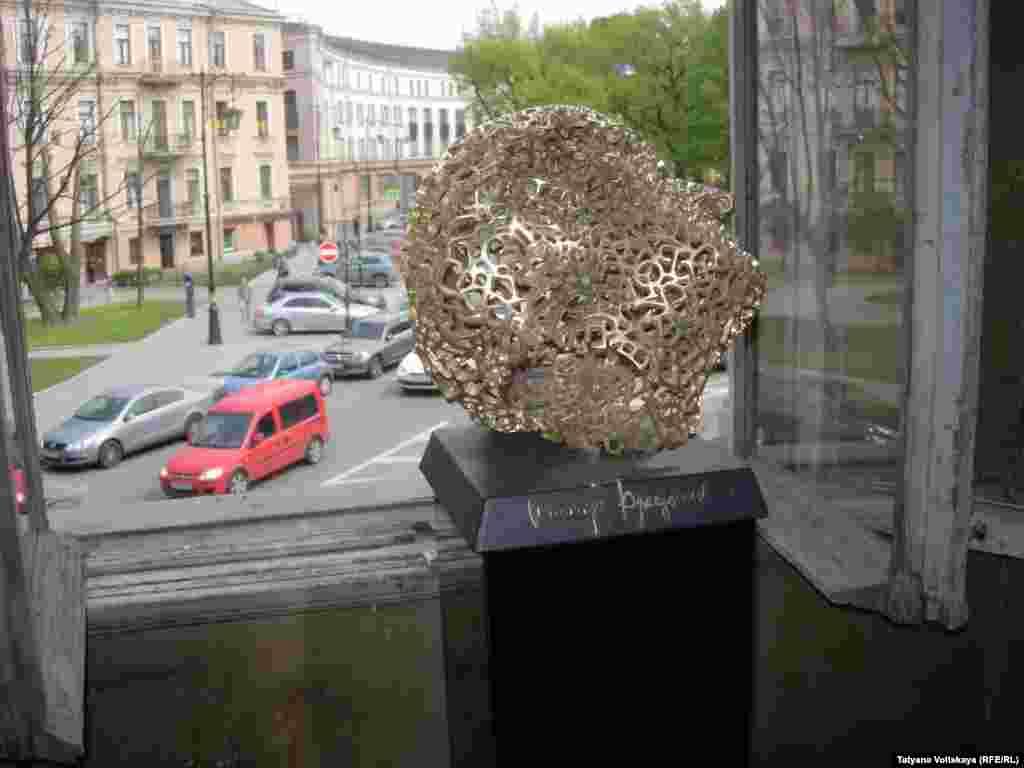 Музей-квартира Иосифа Бродского в Петербурге