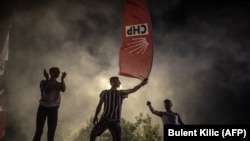 İstanbullular Imamoglu-nun seçilməsini bayram edirlər, 23 iyun, 2019-cu il