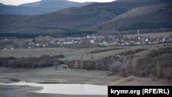 Верховья Белогорского водохранилища