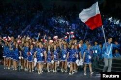 Polşa yığması Avropa Oyunlarında - 12 iyun 2015.