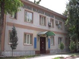 Офис Партии исламского возрождения в Душанбе. 28 августа 2015 года.