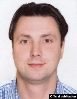 Падазраваны Васіль Грамовіч