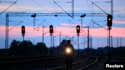 Željeznički saobraćaj