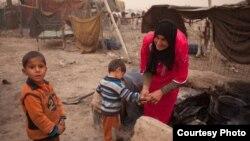 فقراء معدمون في ظل عراق يعاني من ازمة سكن وعمل وخدمات