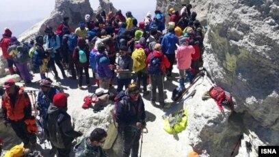 صعود به قلههای دماوند، علمکوه و سبلان ممنوع اعلام شد