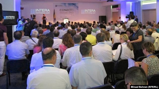 Mostar: Konferencija o saradnji biznismena iz dijaspore i BiH, 26. jul 2013.