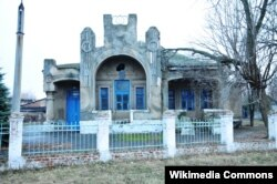 На Вилле Марии тренировались боевики ДНР