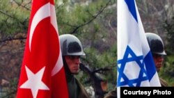 Azerbaijan - Israel-Turkey relationships