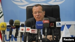 مارتن كوبلر، الممثل الخاص لأمين عام الأمم المتحدة في العراق