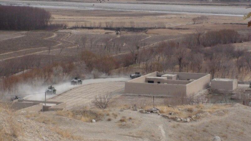 Напад врз воена база во Авганистан