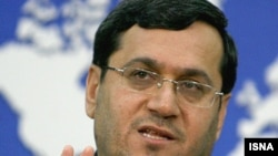 حسن قشقاوی، سخنگوی وزارت خارجه جمهوری اسلامی ايران