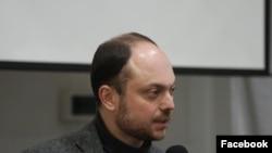 Ресейлік оппозиционер Владимир Кара-Мурза.