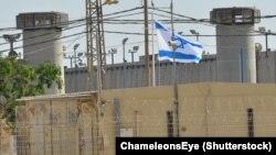 Израильдегі палестиналық тұтқындардың үштен бірі отырған Кетциот түрмесі (Көрнекі сурет).