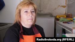 Наталя Логозінська, жителька Широкиного (до лютого 2015 року)