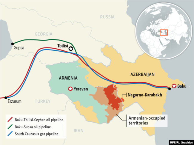 Explainer Why The NagornoKarabakh Crisis Matters