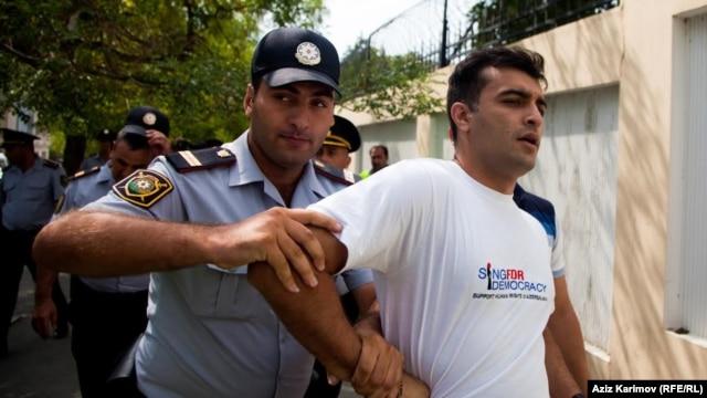 Beynəlxalq qurumlar Rəsul Cəfərova məhkəmə hökmünü pisləyir
