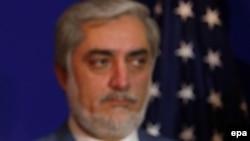 Кандидатот за претседател на Авганистан, Абдула Абдула