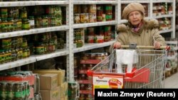 Pensioners were one of the largest respondents who said they who could not afford much beyond food and clothing. (file photo)