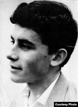 Александр Горянин в 1966 году