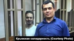 Enver Seytosmanov ve Emil Kurbedinov