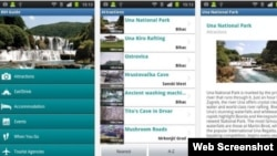 Aplikacija BiH Guide