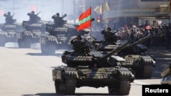 Parada militară de la Tiraspol