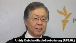Тоїті Саката, Надзвичайний і Повноважний посол Японії в Україні