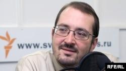 """Заместитель главного редактора газеты """"Коммерсант"""" Глеб Черкасов"""