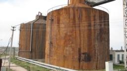 Севастополь, канализационно-очистные сооружения «Южные», архивное фото