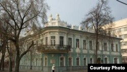 Russia - Chelyabinsk, scientist's house