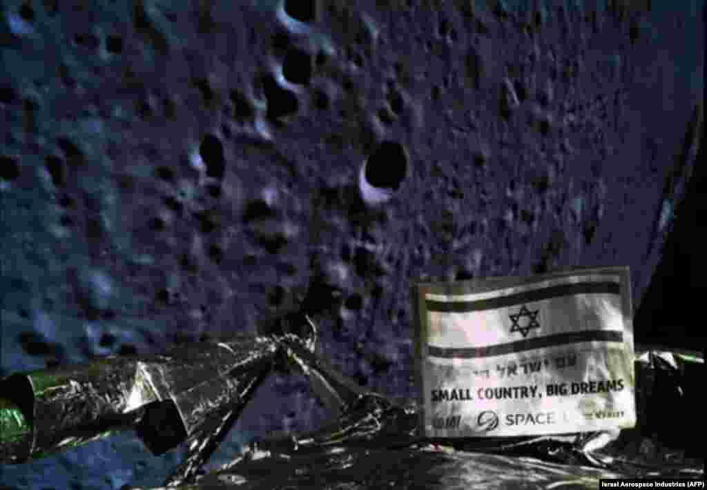 ИЗРАЕЛ - Израелски вселенски брод без екипаж не успеа да слета на Месечната како што било планирано. За време на слетувањето неколку пати бил изгубен контакт со модулот по што тој се распарчил на површината на Месечината, јавија израелските медиуми.