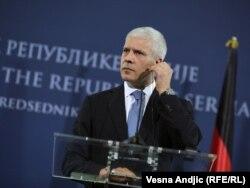 Boris Tadić, predsjednik Srbije