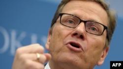 Міністр закордонних справ Німеччини Ґідо Вестервелле