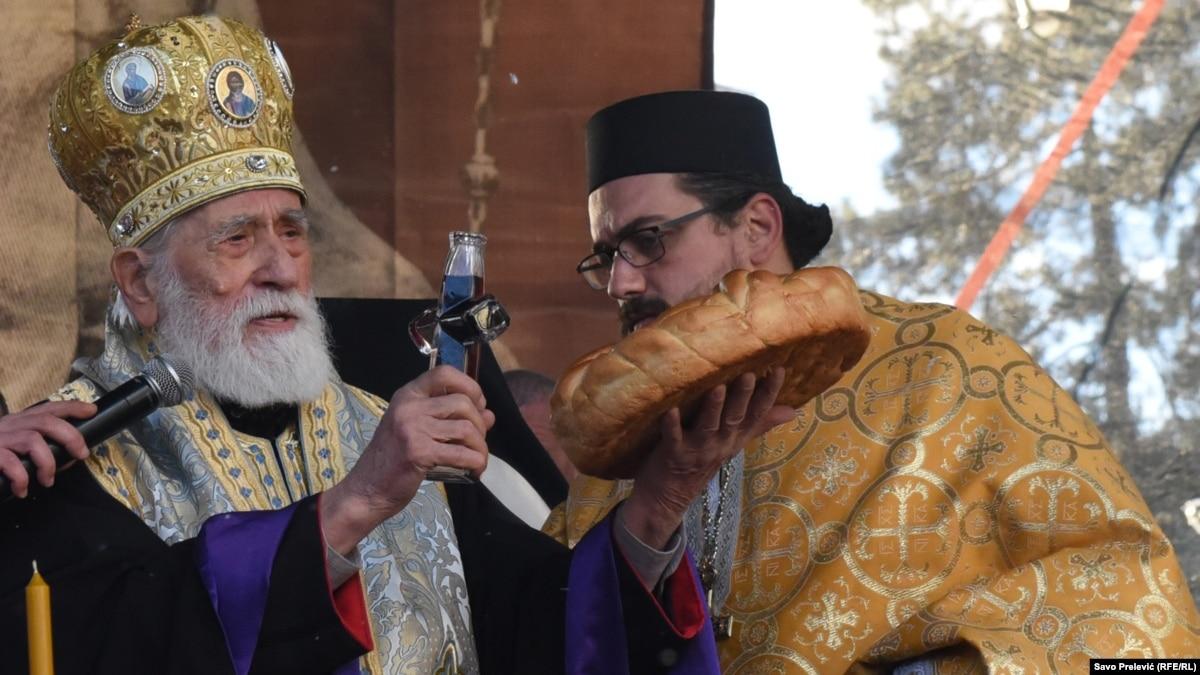 Черногория: юридический вызов Сербской православной церкви разделяет общество